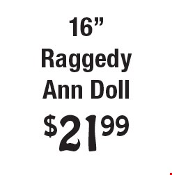 $21.99 16