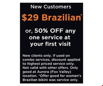 $29 Brazilian