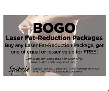 BOGO Laser Fat-Reduction Packages