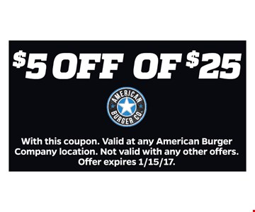 $15 Off of $25