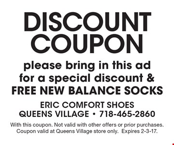 $20 off each pair - any men's rockport, wolverine, florsheim, sas whisper, hush puppies, stacy adams, clarks, timberland or bostonian shoes & boots. $20 off each pair - any womne's clarks, ara, blondo, easy spirit, toe warmers, naturalizer, ros hommerson, j renee, new balance, sas whisper or trotters boots$10 off each pair - all other women's shoes10% off all children's shoes & boots (queens village location only)