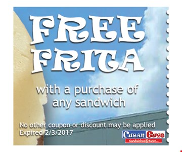 Free Frita