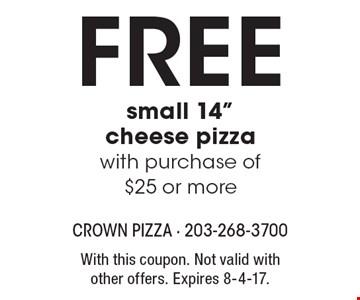 Free small 14