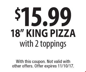 $15.99 18