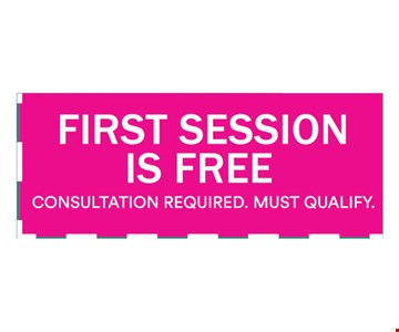 First Session Is Free