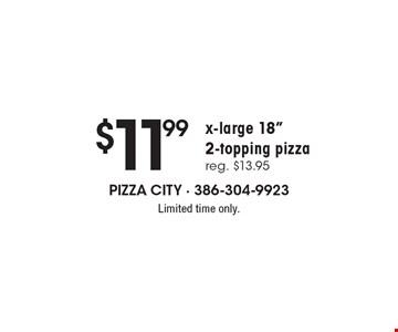 $11.99 x-large 18