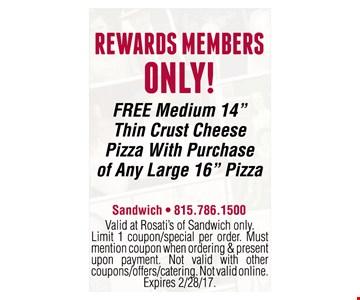 Free Medium 14