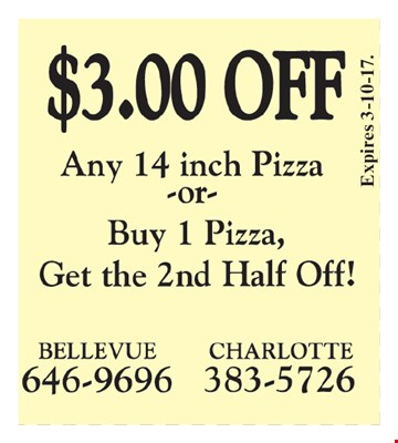 Sir pizza coupons