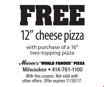 free. 12