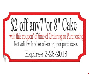 $2 Off any 7