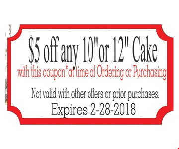 $5 Off any 10