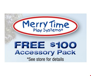 Free $100 Accessory Pack. Expires 6-30-17.