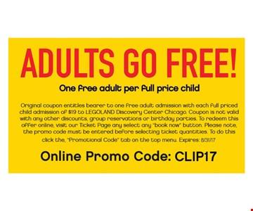 Adults Go Free