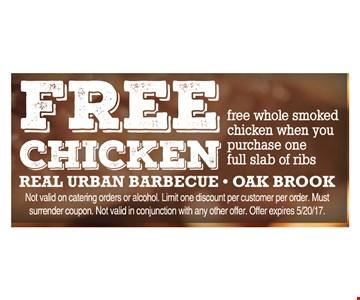 Free chicken