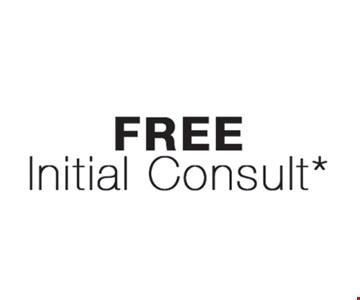 FREE Initial Consult