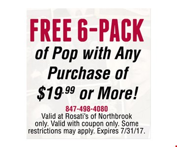 FREE 6-Pack 