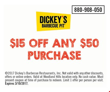 Dickeys coupon code
