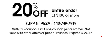 Flippin pizza coupon code