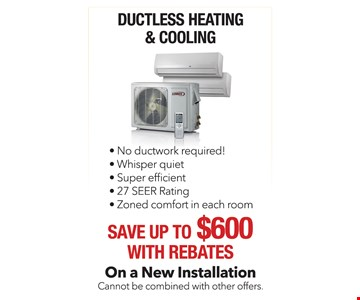 Save Up To $600 With Rebates