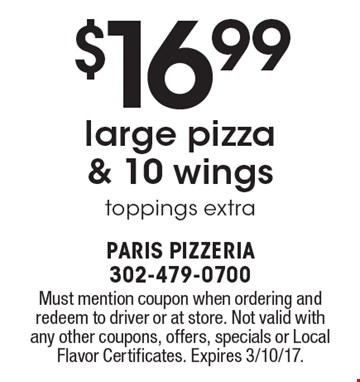 Local flavor coupon code
