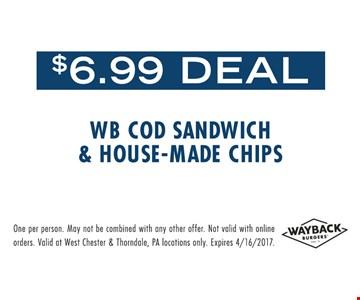 $6.99 Deal