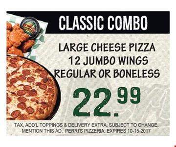 Classic Combo $22.99