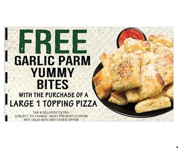 Free Garlic Parm