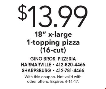 $13.99 18