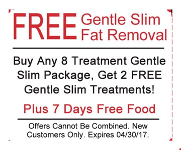 Free Gentle Slim Fat Removal