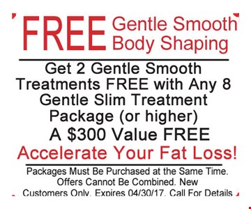Free Gentle Smooth Body Shaping