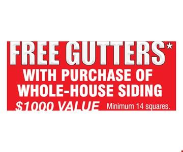 Free Gutters