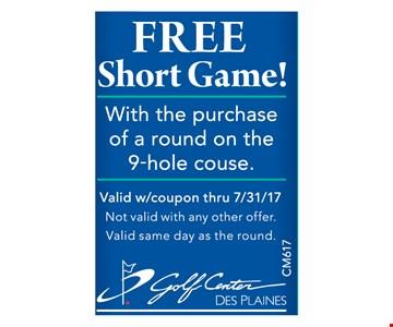 Free Short Game