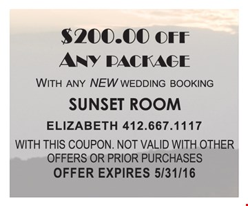 $200 Off Any Package