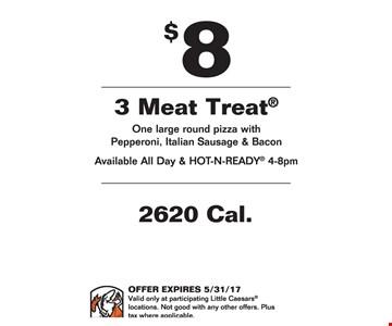 $8 3 meat treat