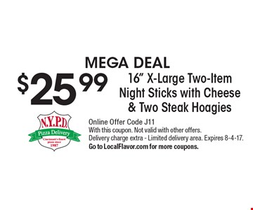 MEGA DEAL! $25.99 16