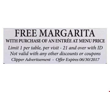 Free Margarita
