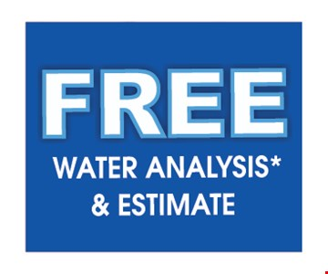 Free water analysis and estimate