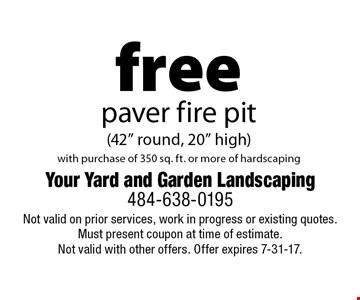 free paver fire pit (42
