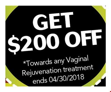 get $200 Off