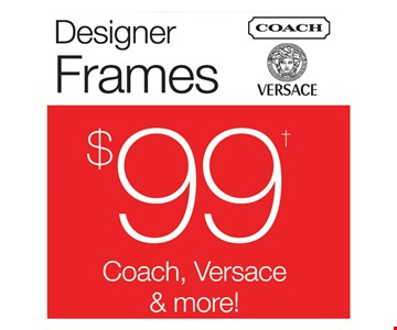 $99 Designer Frames