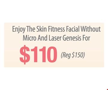 $110 micro and laser genesis