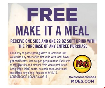 Free Make It A Meal