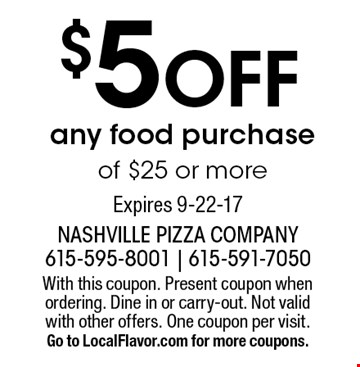 LocalFlavorcom NASHVILLE PIZZA COMPANY 15 For 30 Worth Of