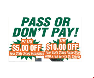 Up to $10 Off *All offers valid on most cars and light trucks. Valid at participating locations. Not valid with any other offers or warranty work. Must present coupon at time of estimate. One offer per service, per vehicle. No cash value.