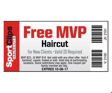 Fee MVP Haircut
