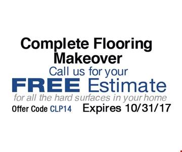 Complete Flooring Makeover. Free Estimate.