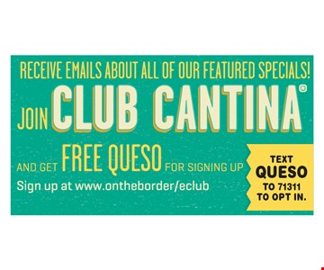 Free Queso