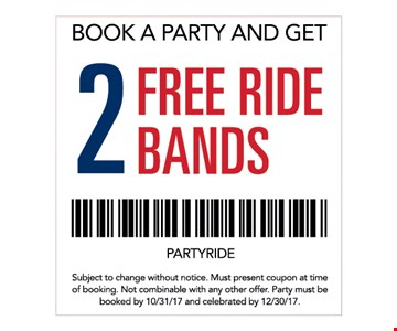 2 free ride bands
