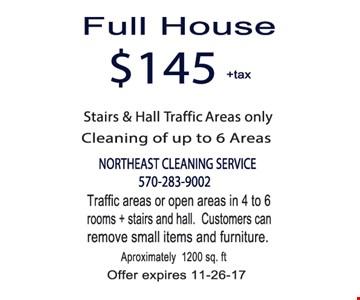 Fully House $145