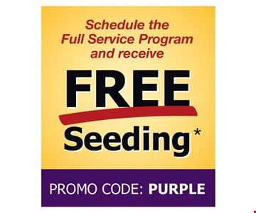 Free Seeding
